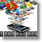 Billionth iPhone App is a Freebie!